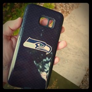 Seattle Seahawks NFL Galaxy S7 Edge phone case